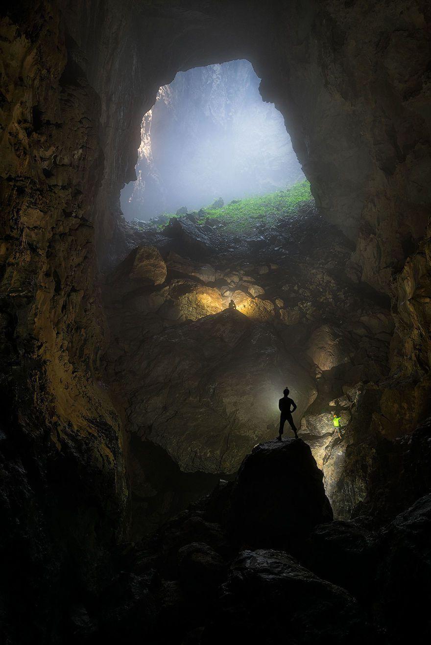 たった900人しか訪れたことがない!?ようやく写真に収めたベトナム「ソンドン洞窟」