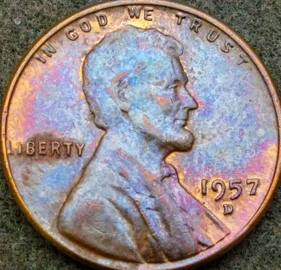 BU 1941 P Lincoln Cent Beautiful Mint-State Wheat Penny