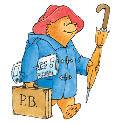 Paddington Bear Cartoon Images