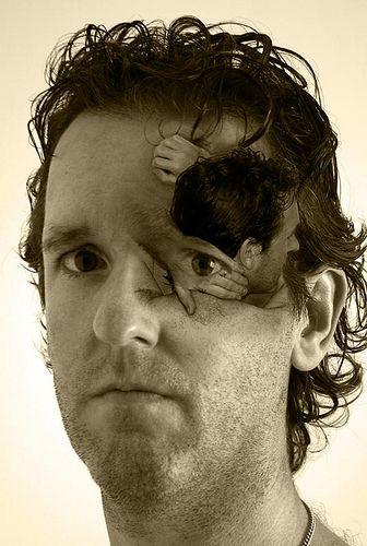 Me Myself and Eye,  by Robbert van der Steeg