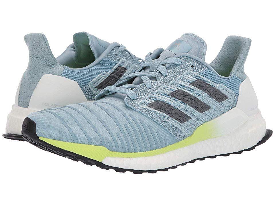 new arrival 214f6 5ab79 adidas Running Solar Boost Women's Running Shoes Ash Grey ...