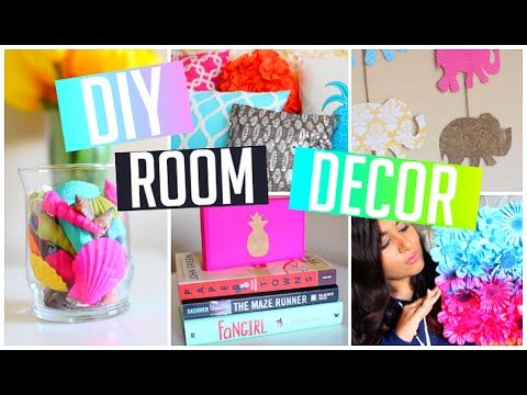 DIY Summer Room Decor Ideas! | Make Your Room Cute For Summer!! ☼