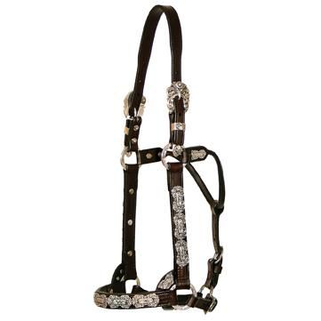Show Halter – Antique Floral And Stone