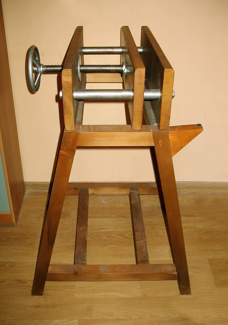 Two in One! Bookbinding Press (With images) Book binding