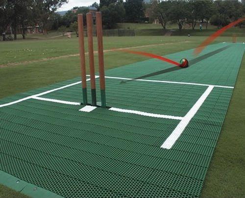 Coaching Pitch Full Length Pitch Coaching Cricket Equipment