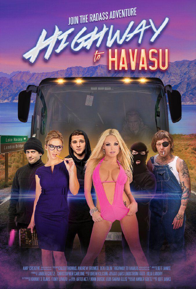 Highway To Havasu During Spring Break Two Buddies Kidnap Their