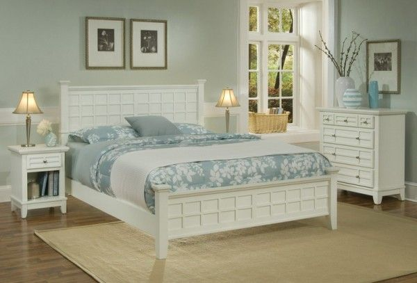 white bedroom furniture - Bedroom Ideas White Furniture