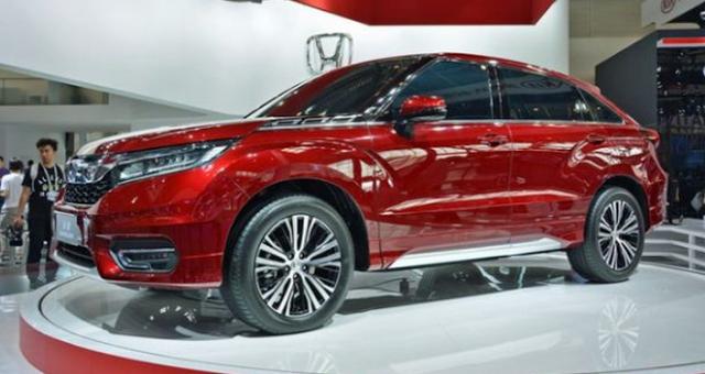 2018 Honda Avancier Design   Suv, Honda, Mesin