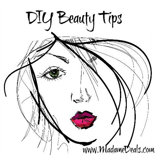 DIY Beauty Tips #beauty