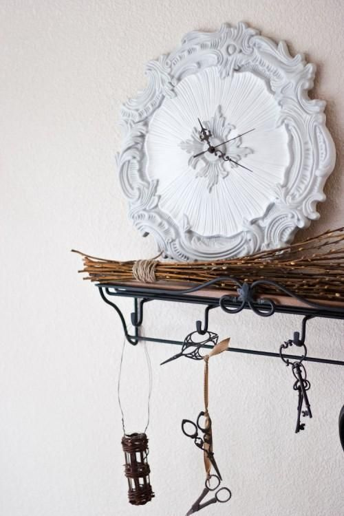 Diy Clocks Diy Arts Crafts Pinterest Horloge