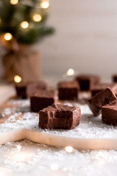 Bailey's Chocolate Fudge - An easy-to-make recipe that's loaded with chocolate and a splash of Bailey's - perfect for the holidays! It makes for great gifts too! |   Bailey's Chocolate Fudge - An easy-to-make recipe that's loaded with chocolate and a splash of Bailey's - perfect for the holidays! It makes for great gifts too!