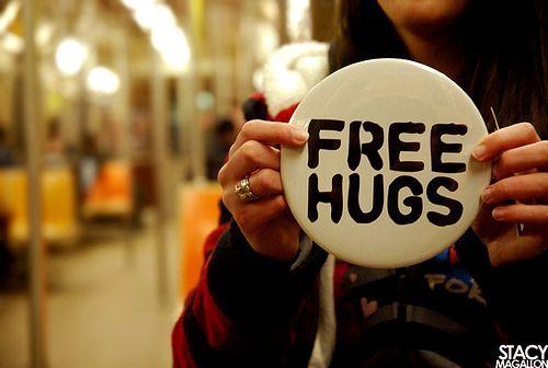 free hugs:)