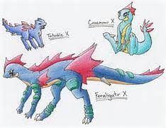 Image Result For Totodile Fakemon Pokémon Jpg 234x181 Mega Evolution Chart