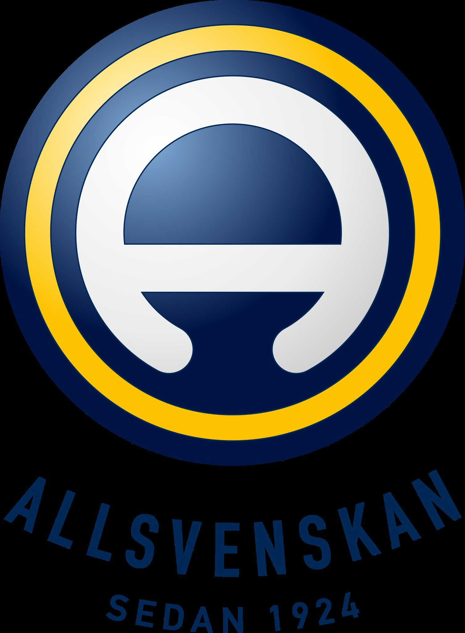 Allsvenskan Fotbollsallsvenskan Football Team Logos Soccer Logo Team Badge