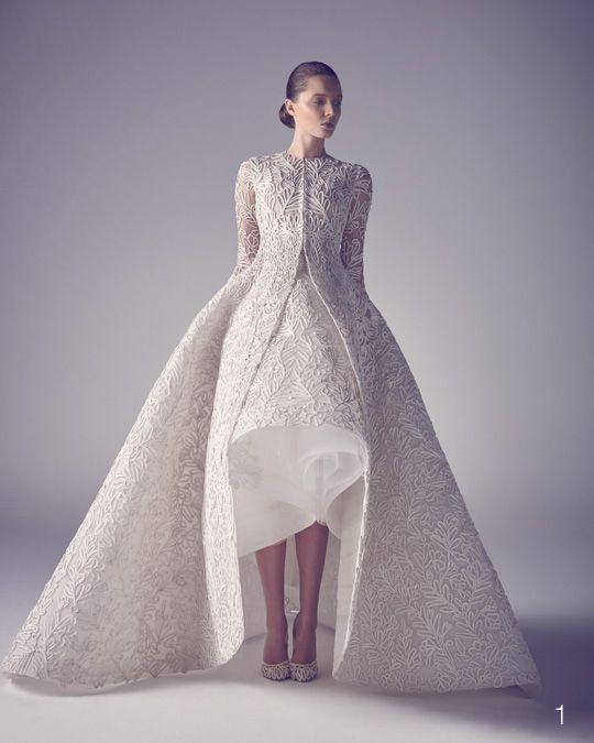 S/S 2015 | Ashi Studio Wedding dress designer 2015 collection
