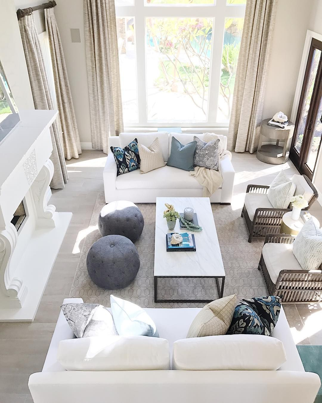 Pin by SABON HOME on BRIGHT HOME | Pinterest | Wicker furniture ...