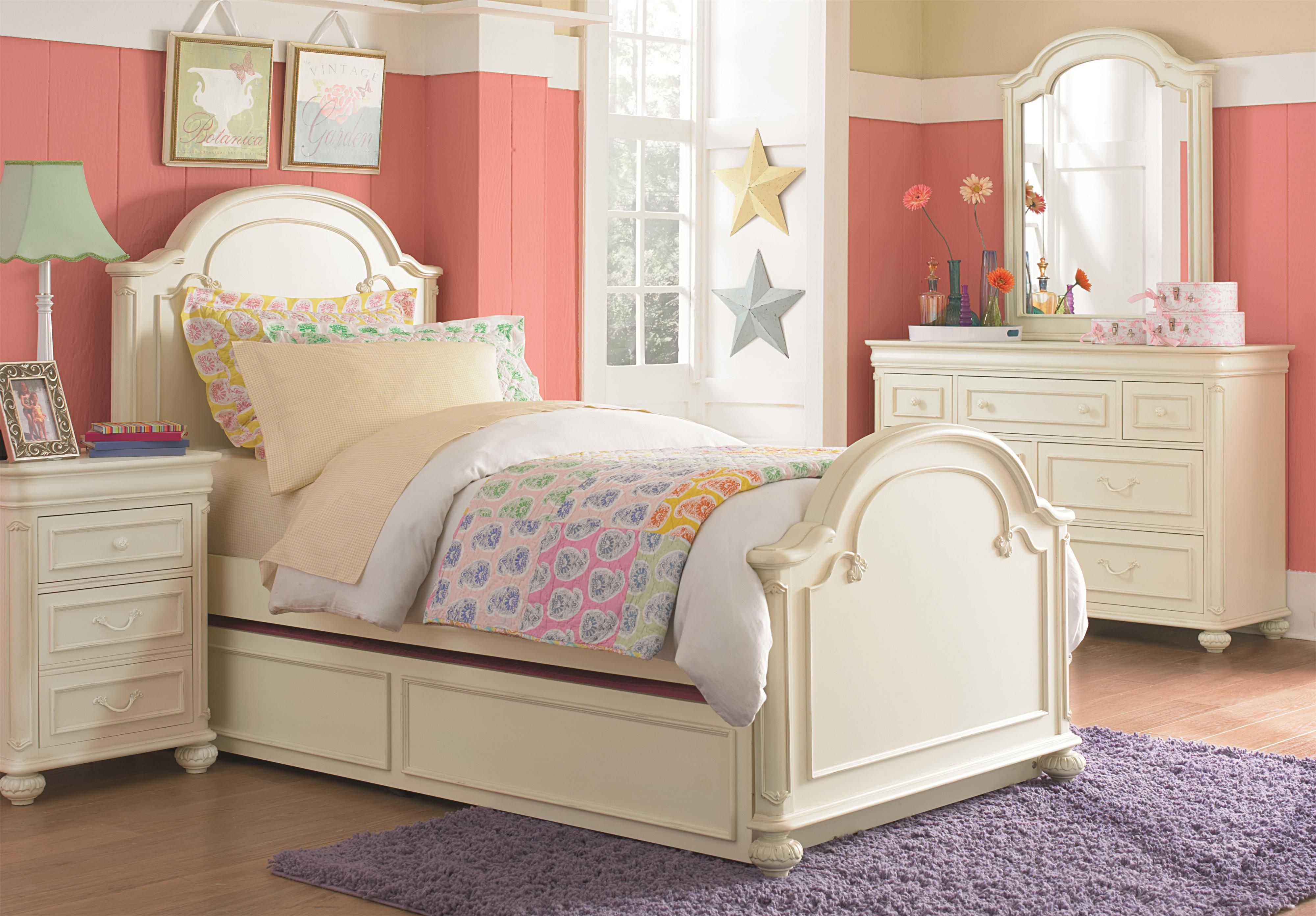 love this look for your daughter's bedroom  your thoughts