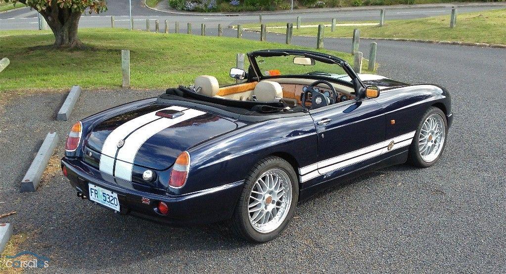 1995 M.G. Rv8 British sports cars, Classic sports cars, Cars