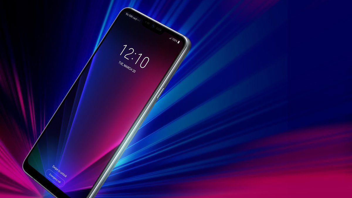 LG G7 teaser image shows a Bixbylike button Phone
