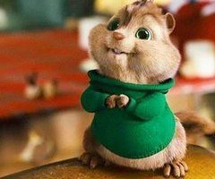 Awww I Love Theodore Sooo Much Alvin And Chipmunks Movie Alvin And The Chipmunks Cute Wild Animals