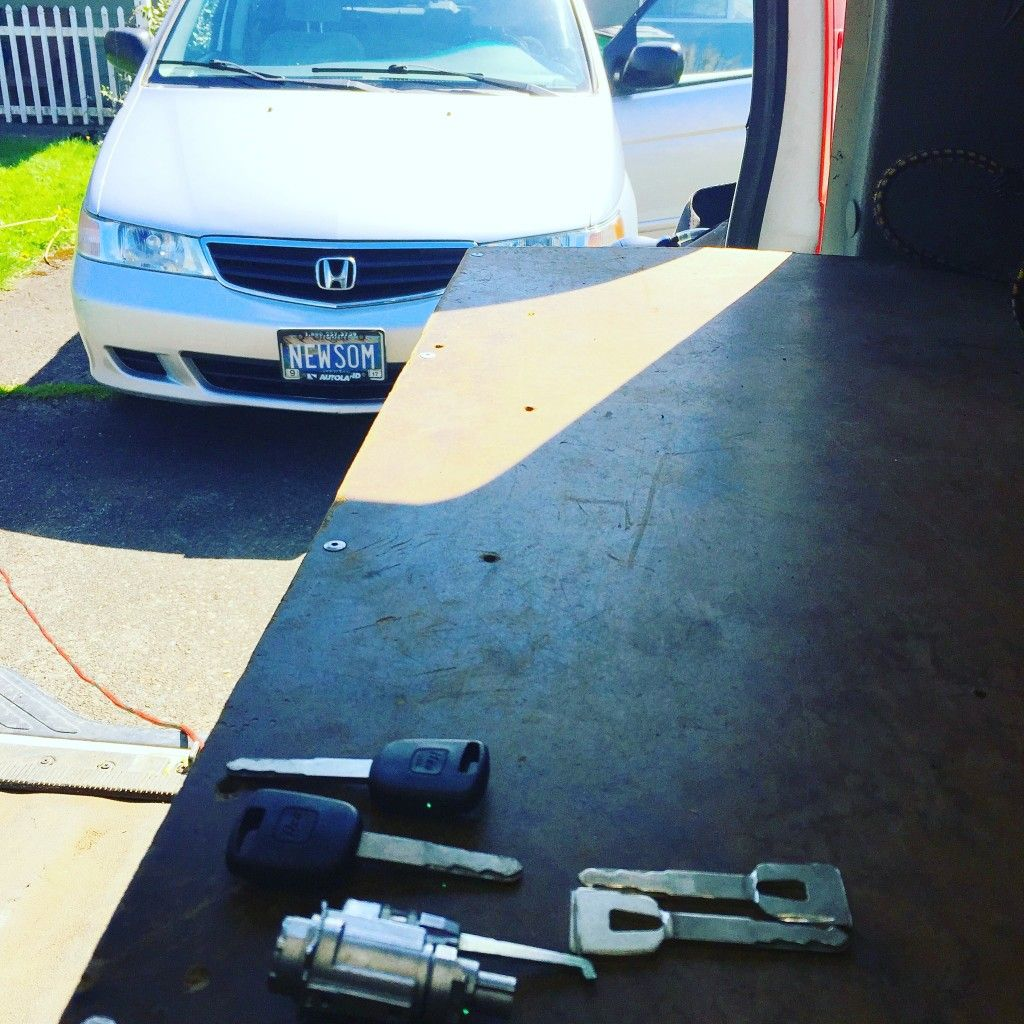 Honda Ignition & Door Lock Issues Key will not turn or