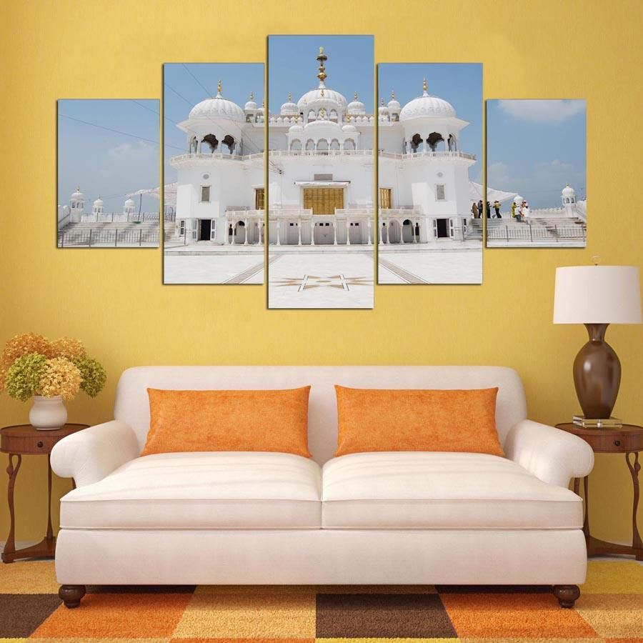 Muslim Wall Art, Muslim Canvas Art, Islamio Wall Art, Islamic Canvas ...