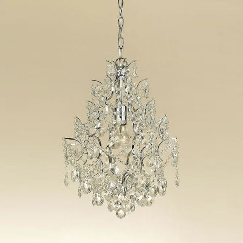 Find It At The Foundary Cosmo Mini Chandelier Mini