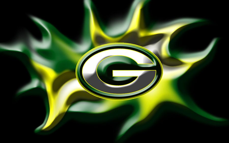 Green Bay Packers Fire Wallpaper