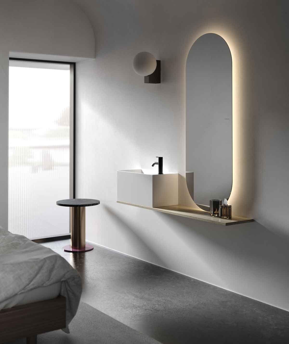 Mirror Norm Em 2020 Projeto Do Banheiro Chuveiro Duplo Interiores