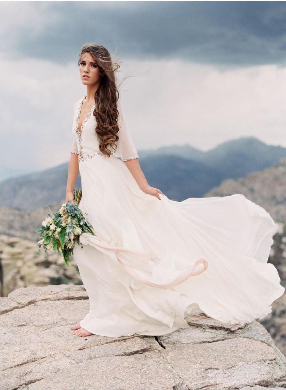 Hochzeitsguide Nr.5 Wedding Inspiration   Monochromatic ...