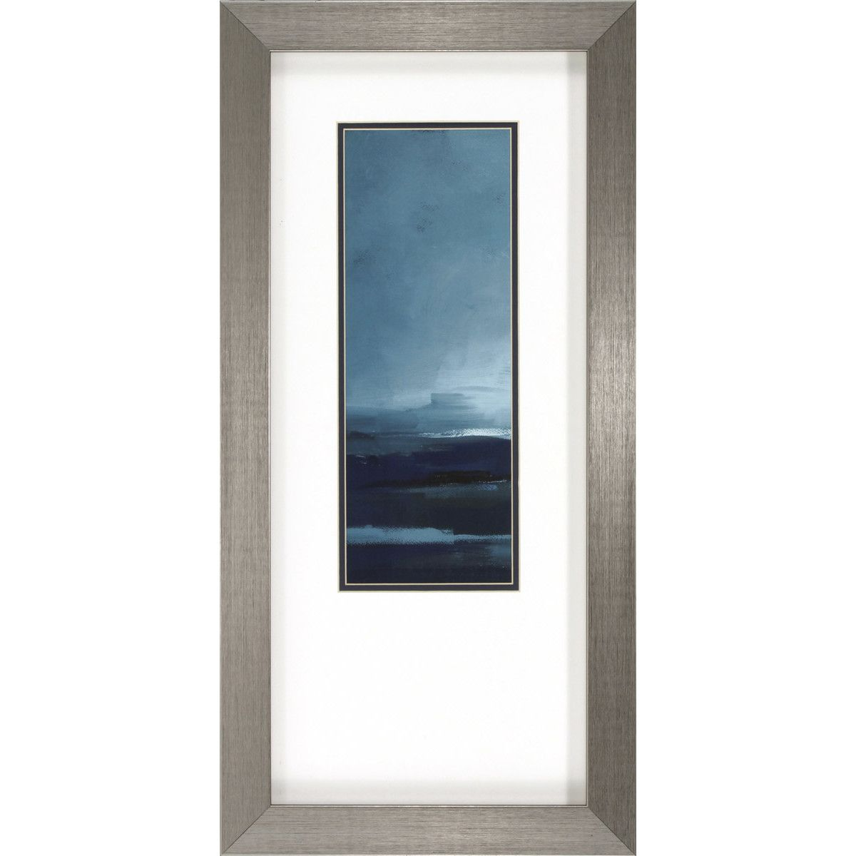 Propac Images Calm Waters 2 Piece Framed Painting Print Set