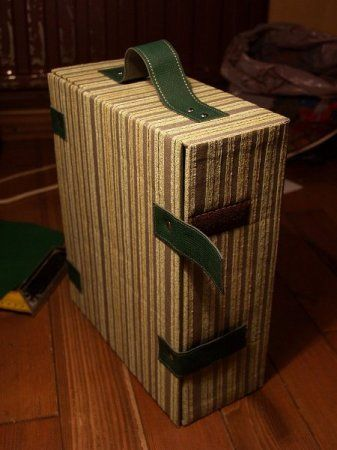Как сделать ящик для кукол фото 865