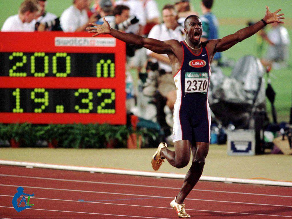 MichaelJohnson Best 200m / 400m Sprinter In History
