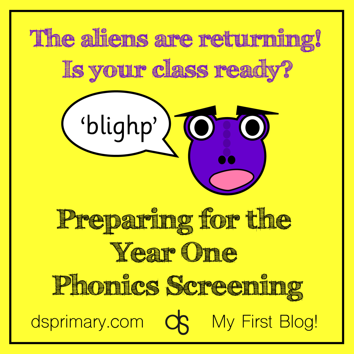 The Aliens Are Returning Is Your Class Ready