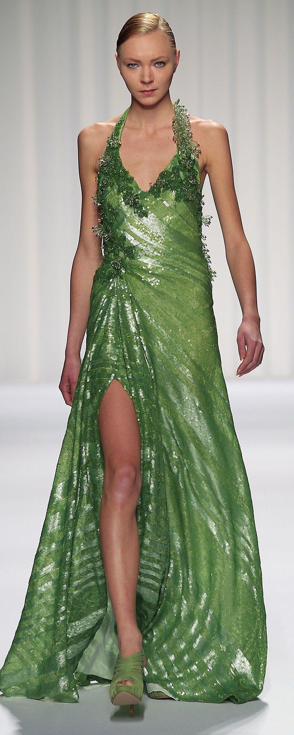 Abed Mahfouz Frühjahr/Sommer 2013 - Couture - http://de.orientpalms.com/abed-mahfouz-3414