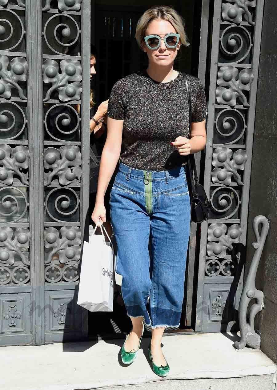 El Street Style De Blanca Su Rez Actualidad Pinterest Blanca  # Muebles Suarez Y Plata
