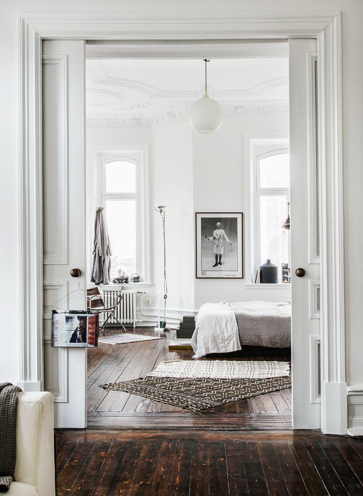 Une chambre originale design d\u0027intérieur, décoration, chambre