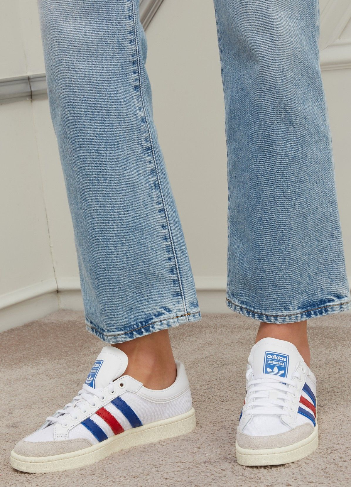 Women's American Low trainers | ADIDAS | 24S | 24S | Adidas ...