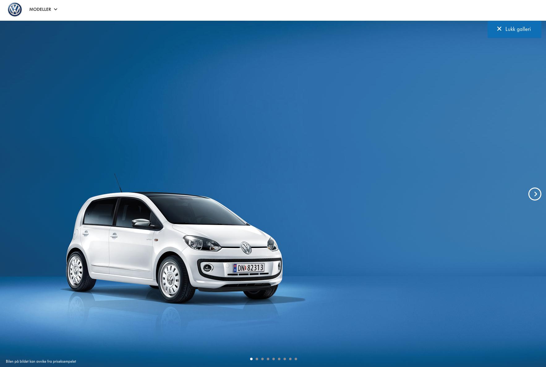 Http Taktisk Volkswagen No Vw Up Interactive Design Volkswagen