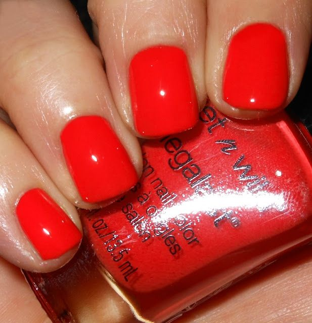 Wet n Wild - Poppy Culture   Nails, Make-Up, and Hair   Pinterest