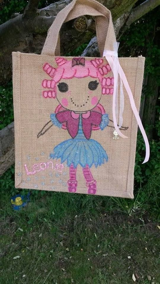 cute lalaloopsy bag cute gifts x
