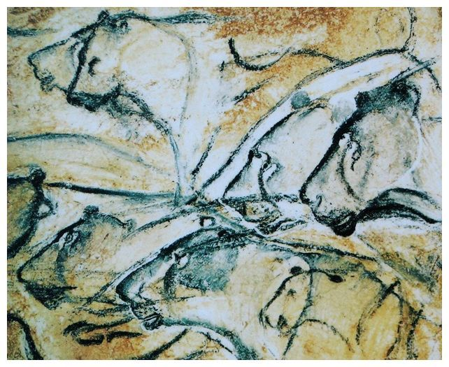 Stone Age artists used cartoon-like techniques to give the impression that wild beasts were trotting or running across cave walls, a new study has suggested.