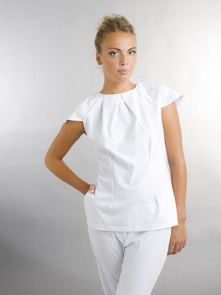 Lara luxe salon uniforms salon wear spa uniforms lara for Spa uniform in the philippines