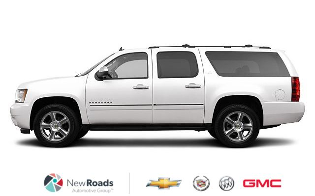 2013 Chevrolet Suburban 2500 Commercial 4x4 In Newmarket