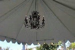 black tent chandelier - Bing images