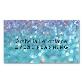 Event Planning Business Cards  Event Planning Business Card