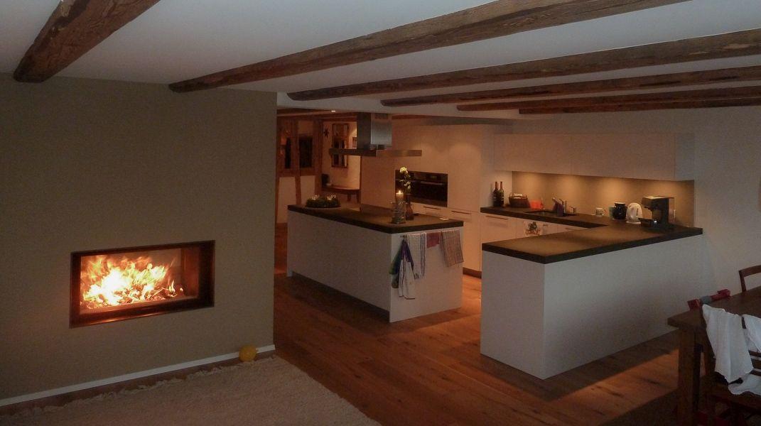 Küchensanierung in Bauernhaus - Küchen - Individualbau AG u2013 Martin - küche aus alt mach neu