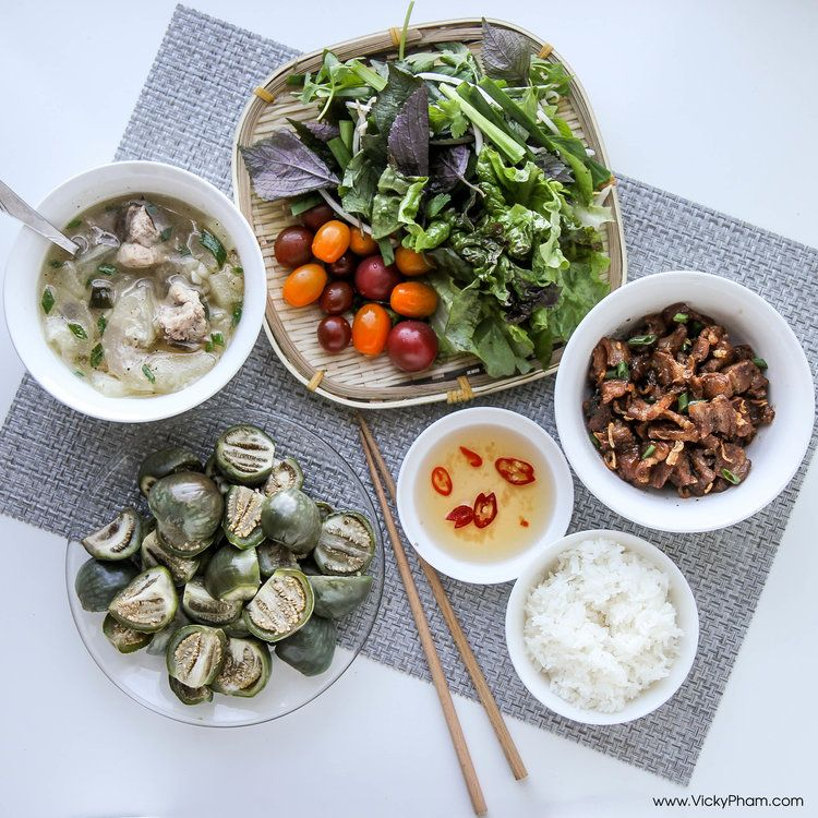 Vietnamese Caramelized Pork Belly with Fermented Shrimp Paste Recipe