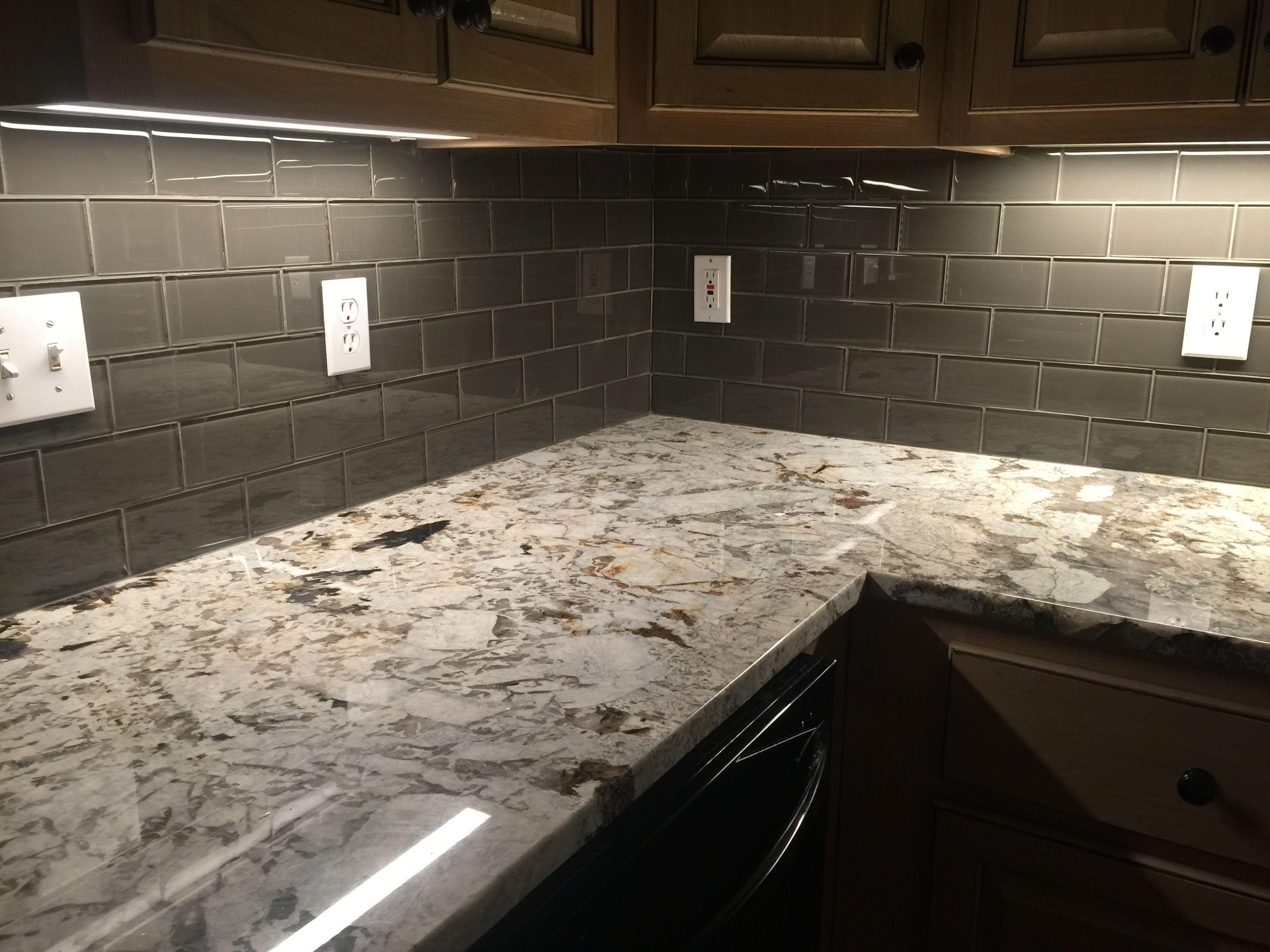 Terranova Granite With \