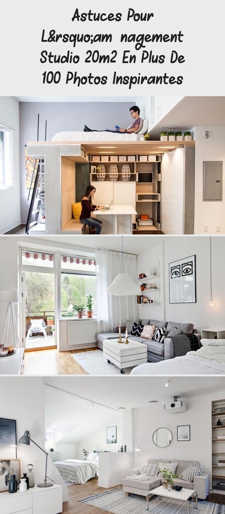 Deco Cozy Dans Un Petit Studio Etudiant Ou Celibataire Avec